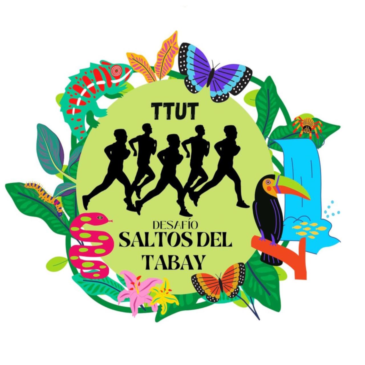 DESAFIO SALTOS DEL TABAY